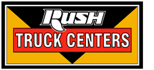 Rush trucks logo