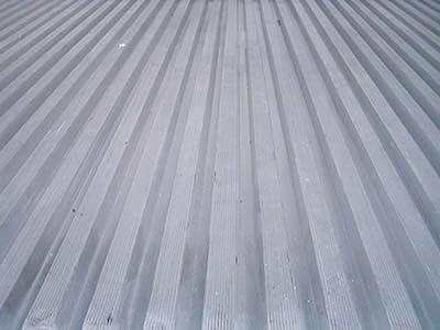 Ridged Floor Deck